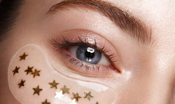 Ароматна грижа за бръчките около очите