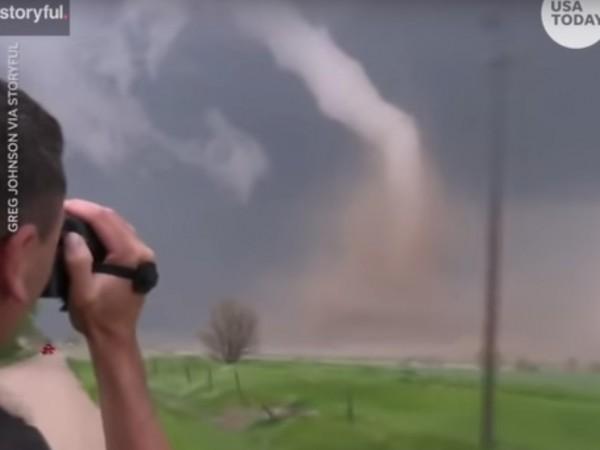 Най-малко 7 са жертвите след бурите, връхлетели няколко щата в
