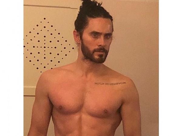 Джаред Лето се изфука със супер тялото си в Instagram,