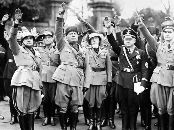 Фашизмът може отдавна да е мъртъв в Италия, но идеологията