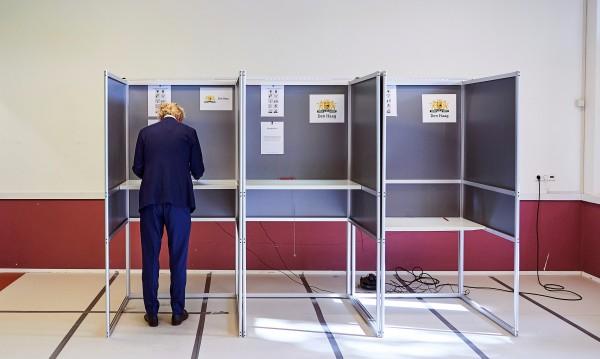 Екзитполът показва - партията на труда печели евровота в Холандия