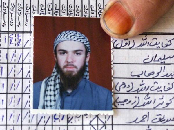 """Калифорниецът, станал известен като """"Американския талибан"""", след като беше заловен"""