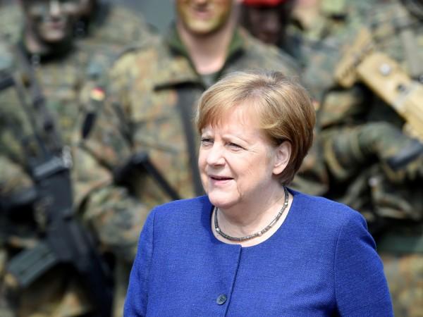 Историята ще докаже, че през 2015 г. германската канцлерка Ангела