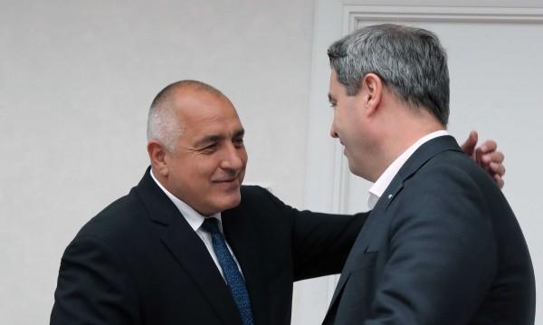 Борисов от Мюнхен: Съжалявам за оставката на Мей