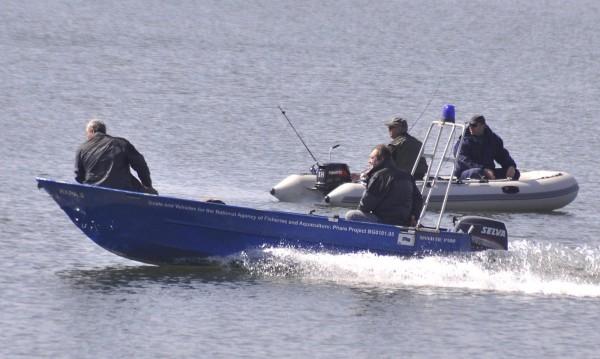 """Извадиха 70 кг риба от бракониерски мрежи в язовир """"Ястребино"""""""