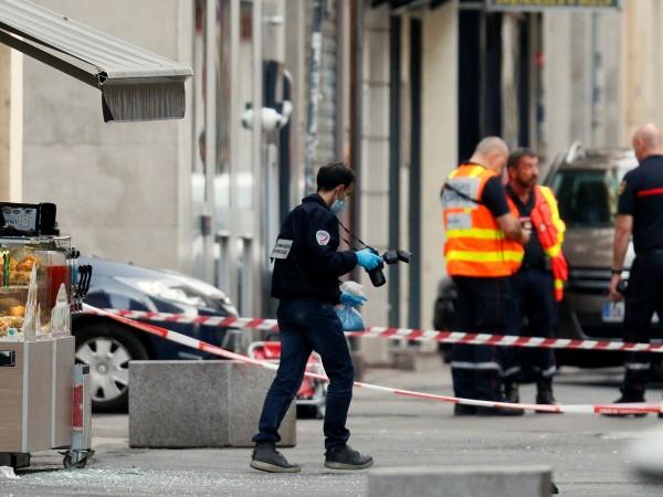 Френската полиция издирва заподозрян във връзка с експлозията в Лион,
