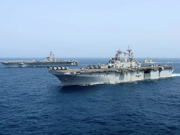 Иран може да потопи американските военни кораби в Персийския залив