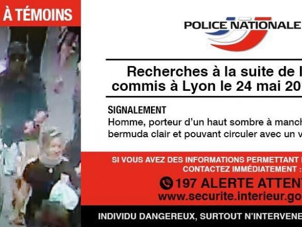 Полицията публикува в Twitter призив към свидетели и снимка от