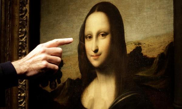 Леонардо не завършва Мона Лиза заради дефицит на вниманието