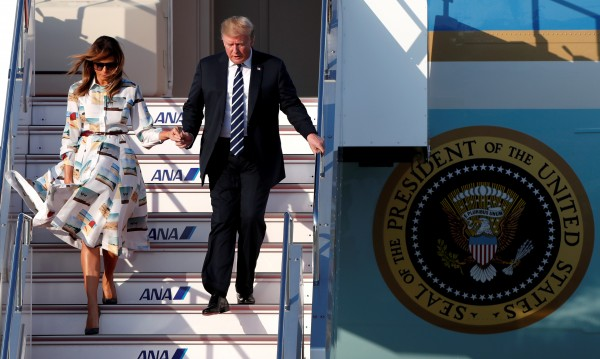 Тръмп прикани Япония да инвестира в САЩ