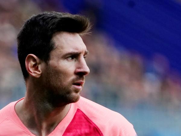 За шести пореден път, футболната звезда Лионел Меси ще вземе