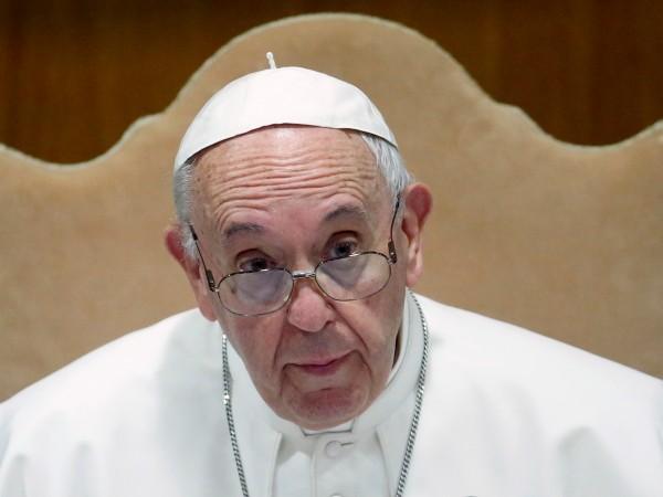Папа Франциск сравни правенето на аборт с наемането на убиец