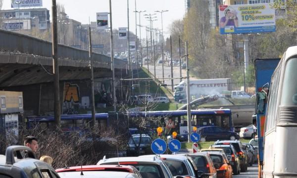 Затварят улици в София заради изборите днес