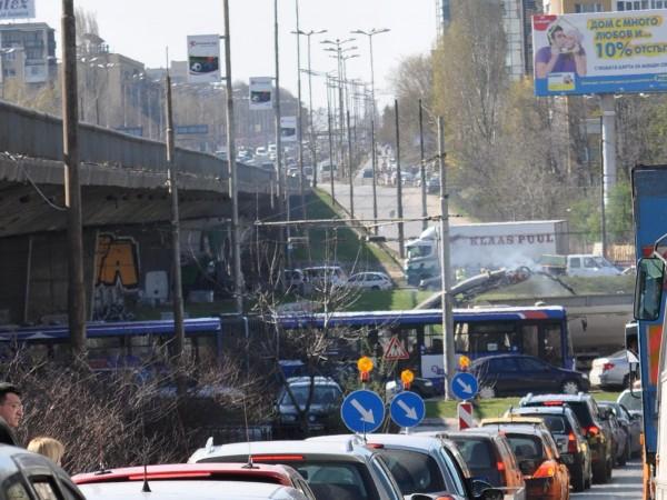 Променя се организацията на движението в София заради провеждането на