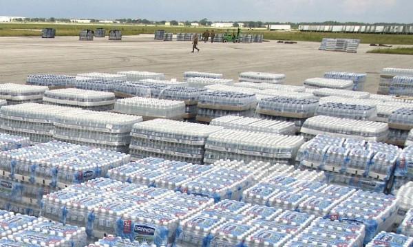 Хасково поиска още 100 000 лв. за бутилирана вода