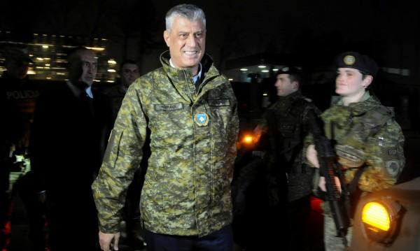 Тачи: Косово и Албания ще живеят заедно, без граници!