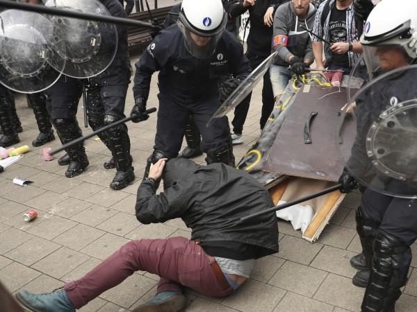 Технически неуредици съпътстват днешните избори в Белгия за европейски и