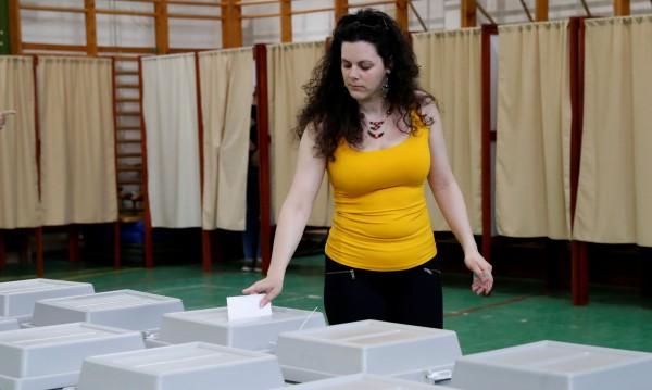 В Източна Европа избирателите активни на евровота