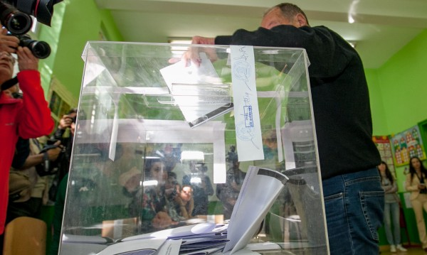 """""""Тренд"""": ГЕРБ отнесе със 7% втория БСП"""