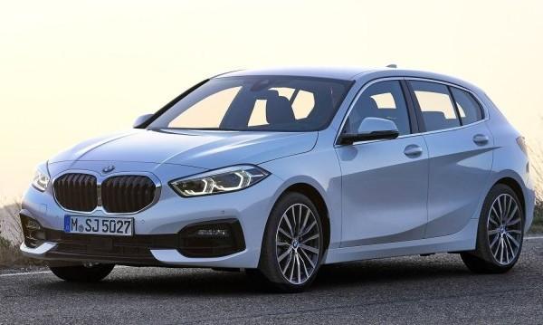 BMW показа новото 1-Series