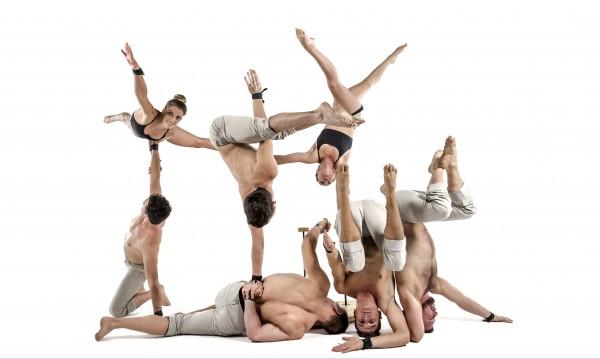 С деца на цирк по време на One Dance Week
