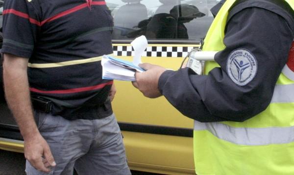 Такси за Букурещ не издаде касова бележка, спипаха го от НАП
