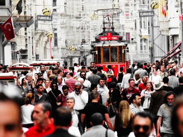 Турската лира е в повишение спрямо долара и цената й