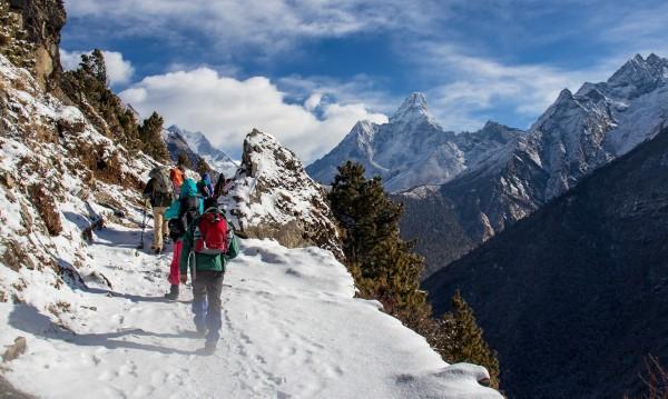 Отново трагедия в Хималаите, изчезнаха осем алпинисти