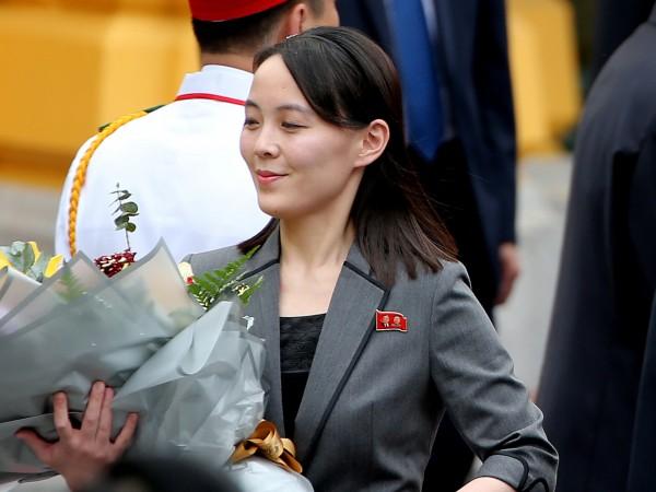 Влиятелната сестра на севернокорейския лидер Ким Чен Ун - Ким