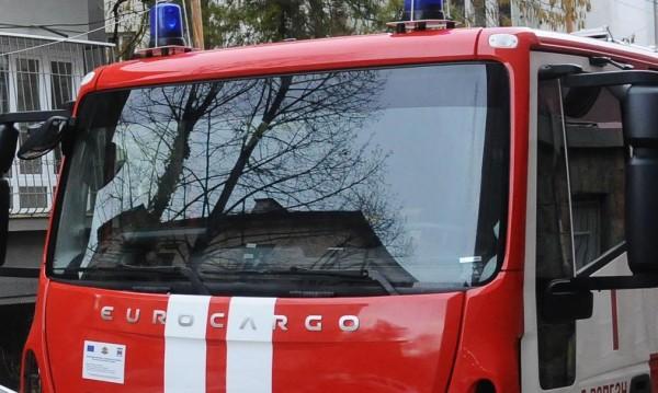 "Пожар в ел табло спря трафика през ГКПП ""Златарево"""