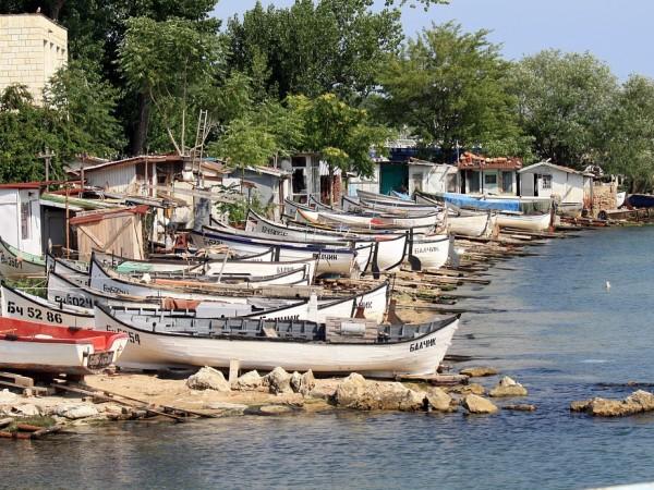 Балчик, може би, е единственият морски град, в който няма