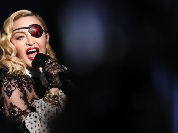 """Американската певица Мадона се е почувствала като """"изнасилена"""" от публикувана"""