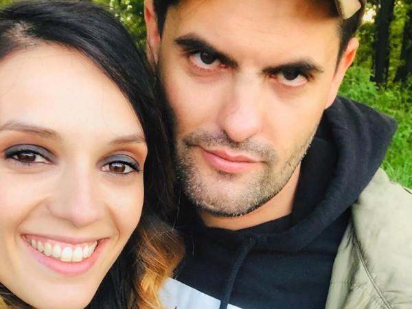 Луиза Григорова и съпругът ѝ Мартин Макариев отпразнуваха 2 години,