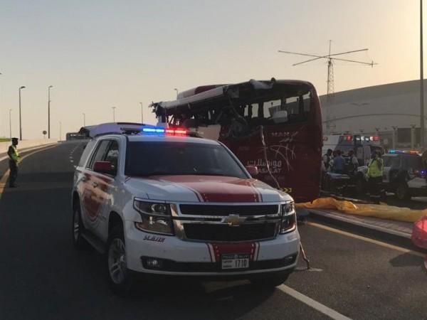 17 туристи от различни националности загинаха при автобусна катастрофа край