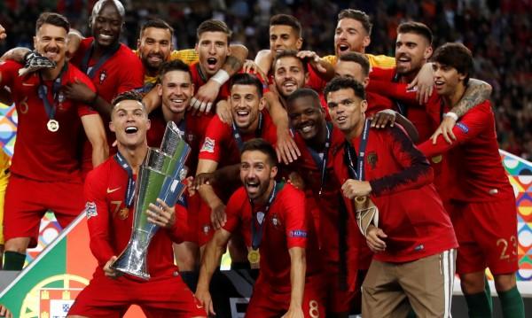 За историята: Португалия спечели Лигата на нациите