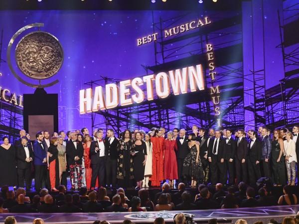 """Най-добър мюзикъл по време на отличията на наградите """"Тони"""" стана"""