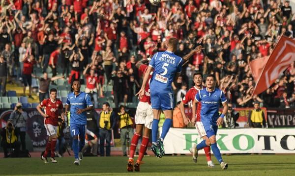Левски остава без Холмар за Лига Европа