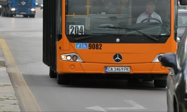 Агресия в градския транспорт - четирима набиха един
