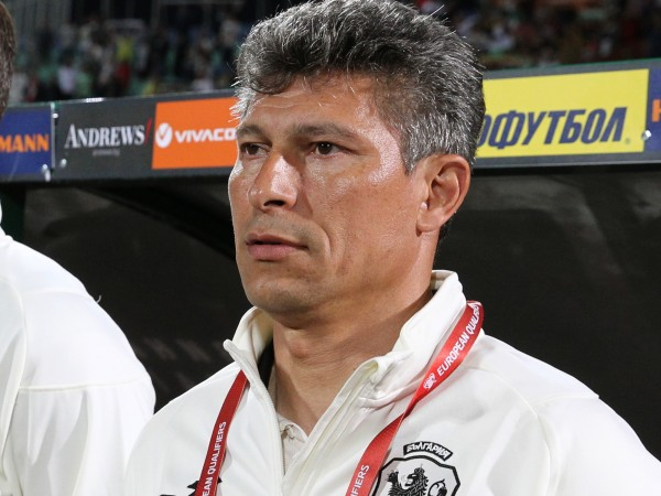 Селекционерът на националния отбор Красимир Балъков беше много разочарован след