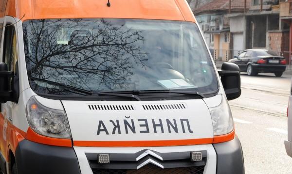 """Мъж с опасност за живота след инцидент в """"Люлин"""""""