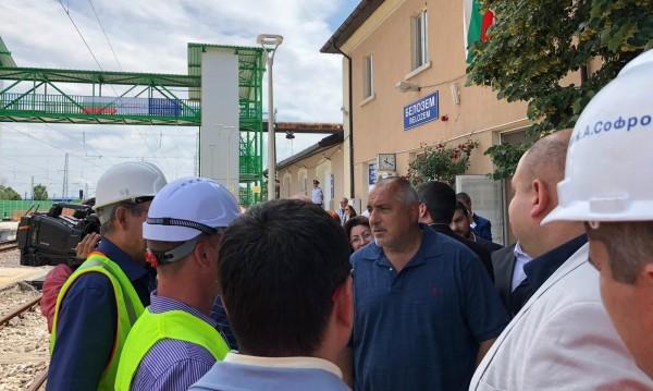 Борисов най-сетне доволен от Радев: Промотира ни в чужбина!