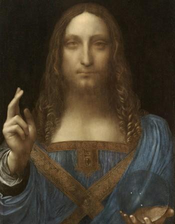 Къде Мохамед бин Салман държи най-скъпата картина в света?