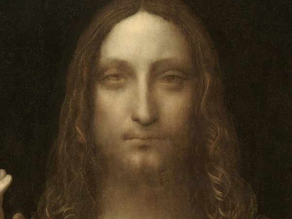"""Шедьовърът на Леонардо да Винчи """"Спасителят на света"""", за който"""