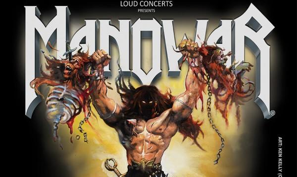 "Важни подробности за концерта на Manowar в ""Арена Армеец"""