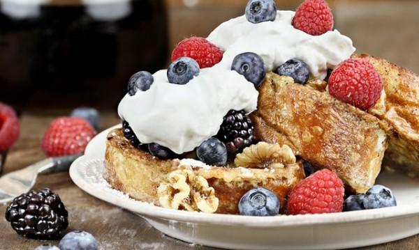 Рецептата Dnes: Пържени филийки от ванилов кекс