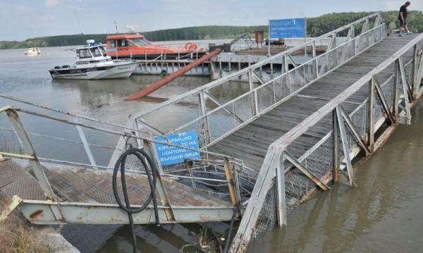 Нивото на Дунав край Силистра още се повишава