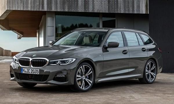 BMW показа новото комби 3-Series