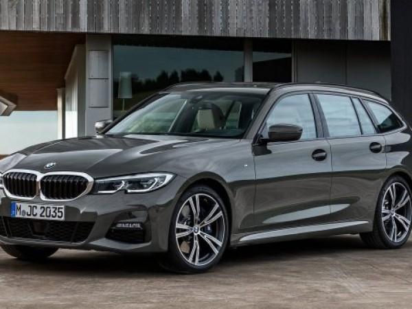 Новото поколение на седана BMW 3-Series излезе още през октомври,