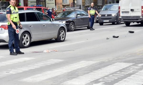 В Айтос рейс блъсна дете, в Бургас шофьор удари две жени на зебра