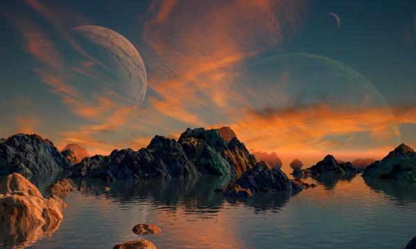 Повечето планети двойници на Земята са с отровна атмосфера